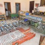 Proizvodnja stapnih gorionika na prirodni gas