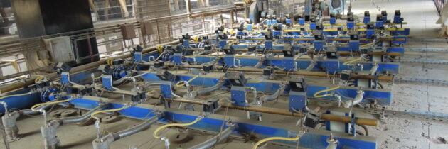 Oprema za industriju gradjevinskog materijala