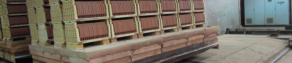 Pecenje gradjevinske keramike